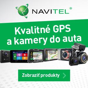 Navitel - GPS navigácie a kamery